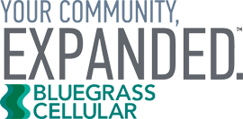 Your Community, Expanded. Bluegrass Cellular