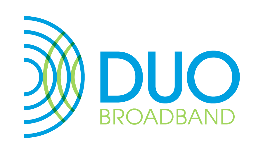 DUO Broadband logo