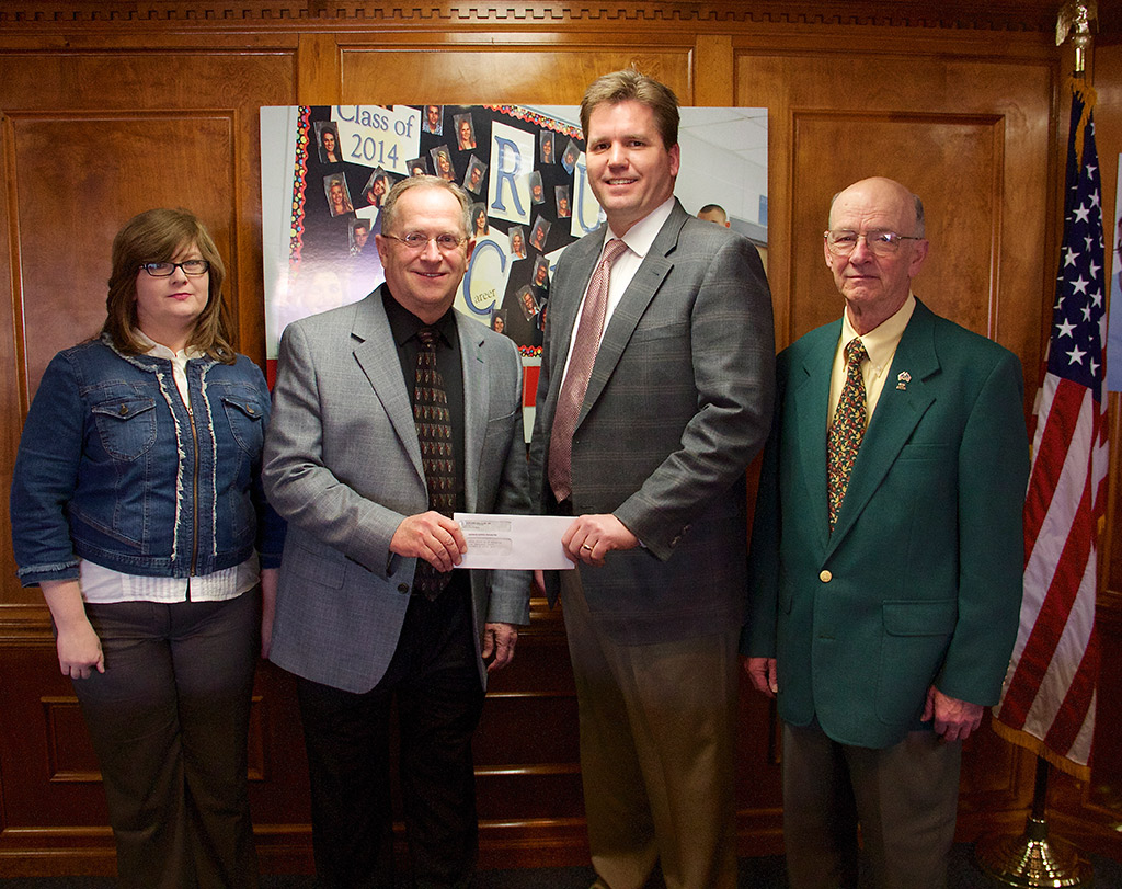 adair school donation