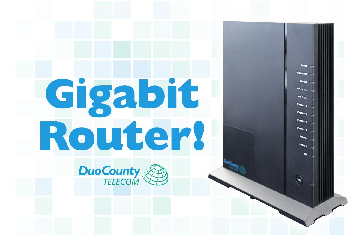 gig router